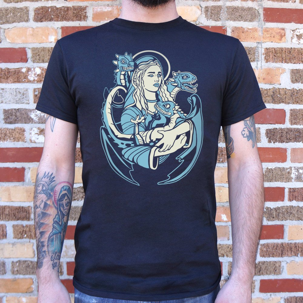 Mother And Dragons T-Shirt (Mens)