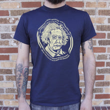 Load image into Gallery viewer, Einstein's Imagination T-Shirt (Mens)