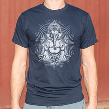 Load image into Gallery viewer, Ganesh Deity T-Shirt (Mens)