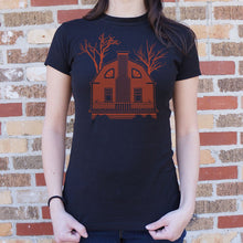 Load image into Gallery viewer, House Of Horrors T-Shirt (Ladies)