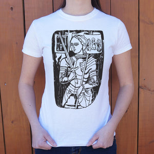 Joan Of Arc T-Shirt (Ladies)