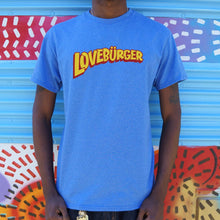 Load image into Gallery viewer, Loveburger T-Shirt (Mens)