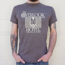 Load image into Gallery viewer, Overlook Hotel Sidewinder Colorado T-Shirt (Mens)