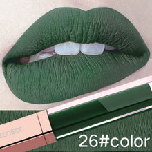 Load image into Gallery viewer, TEAEGG Color Make Up Matte Liquid Lipstick (Available in 24 Colors)