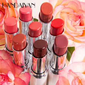 Natural Rose Essence Matte Lipstick