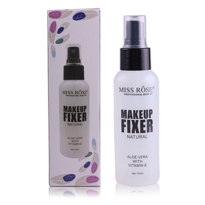 Miss Rose Makeup Fixer Natural with Aloe & Vitamin E