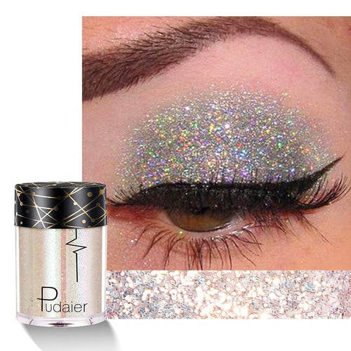 Pro Shimmer Glitter Diamond Eye Loose Eye Shadow