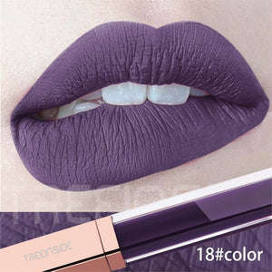 TEAEGG Color Make Up Matte Liquid Lipstick (Available in 24 Colors)