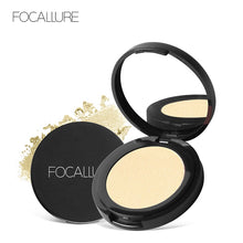 Load image into Gallery viewer, FOCALLURE Highlighter Powder Face Foundation