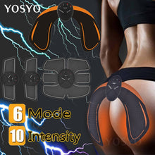Load image into Gallery viewer, EMS Hip Trainer Muscle Stimulator ABS Fitness Buttocks