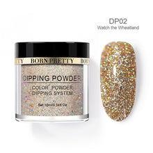Load image into Gallery viewer, BORN PRETTY Holographic Dip Nail Powders