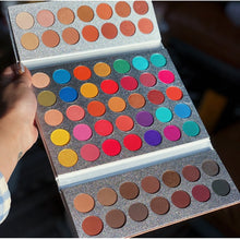 Load image into Gallery viewer, Beauty Glazed 63 Colors Fashion Eye Shadow Palette