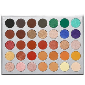 Beauty Glazed 63 Colors Fashion Eye Shadow Palette