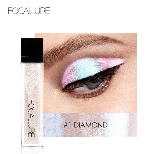 FOCALLURE Liquid Pigment Eye Shadow