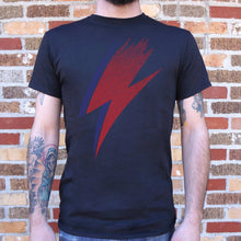 Load image into Gallery viewer, Star Bolt Tribute T-Shirt (Mens)