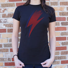 Load image into Gallery viewer, Star Bolt Tribute T-Shirt (Ladies)