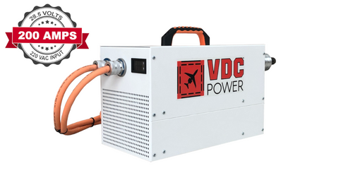 200 Amp Ground Power Units (Aircraft GPUs) - VDC Power