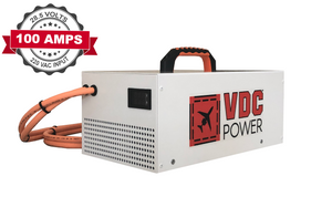 100 Amp Ground Power Units (Aircraft GPUs)- VDC Power