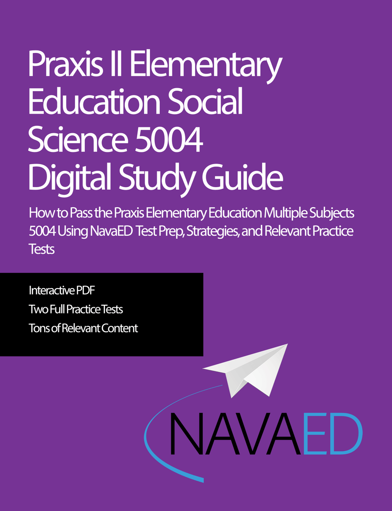 Praxis® II Elementary Education: Multiple Subjects Digital Study Guides