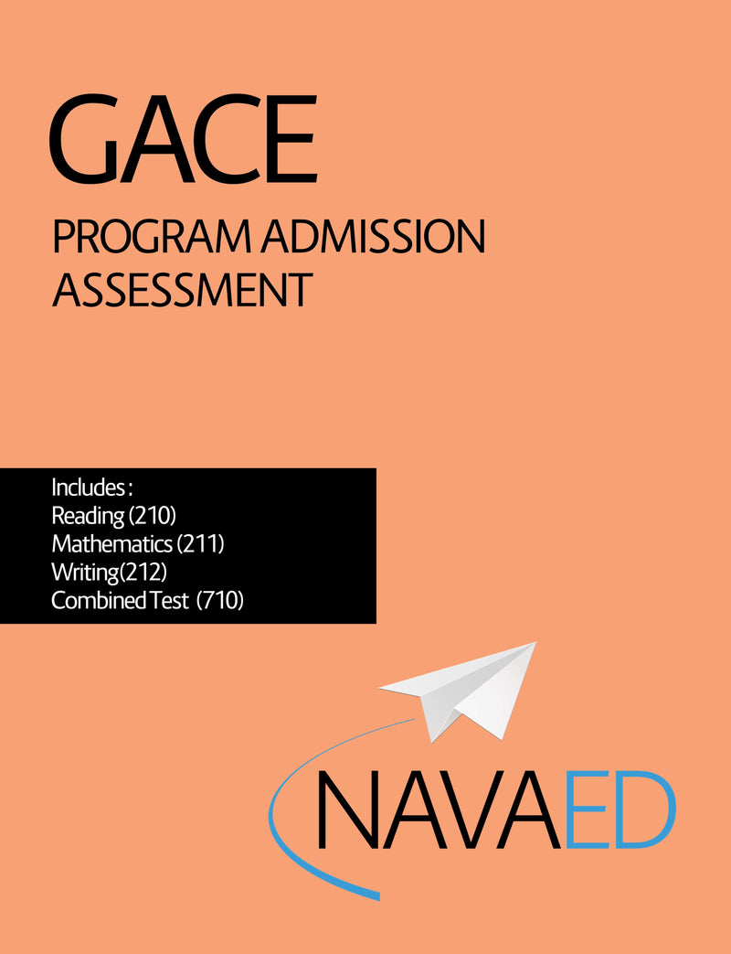 GACE Program Admission Assessment Study Guide - Physical