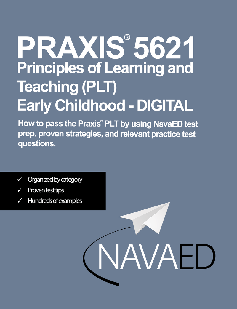 Praxis® PLT Digital Study Guides - Digital