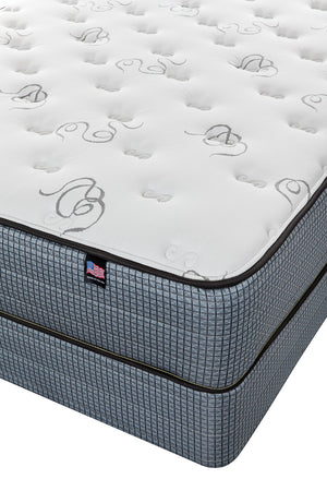 U.S. Bedding Spirit Firm Mattress Set