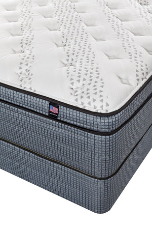 U.S. Bedding Anthem EURO TOP Mattress Set