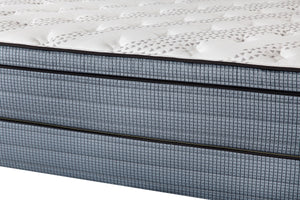 Innergy 2 Sided Monterrey Pillow Top Mattress Set