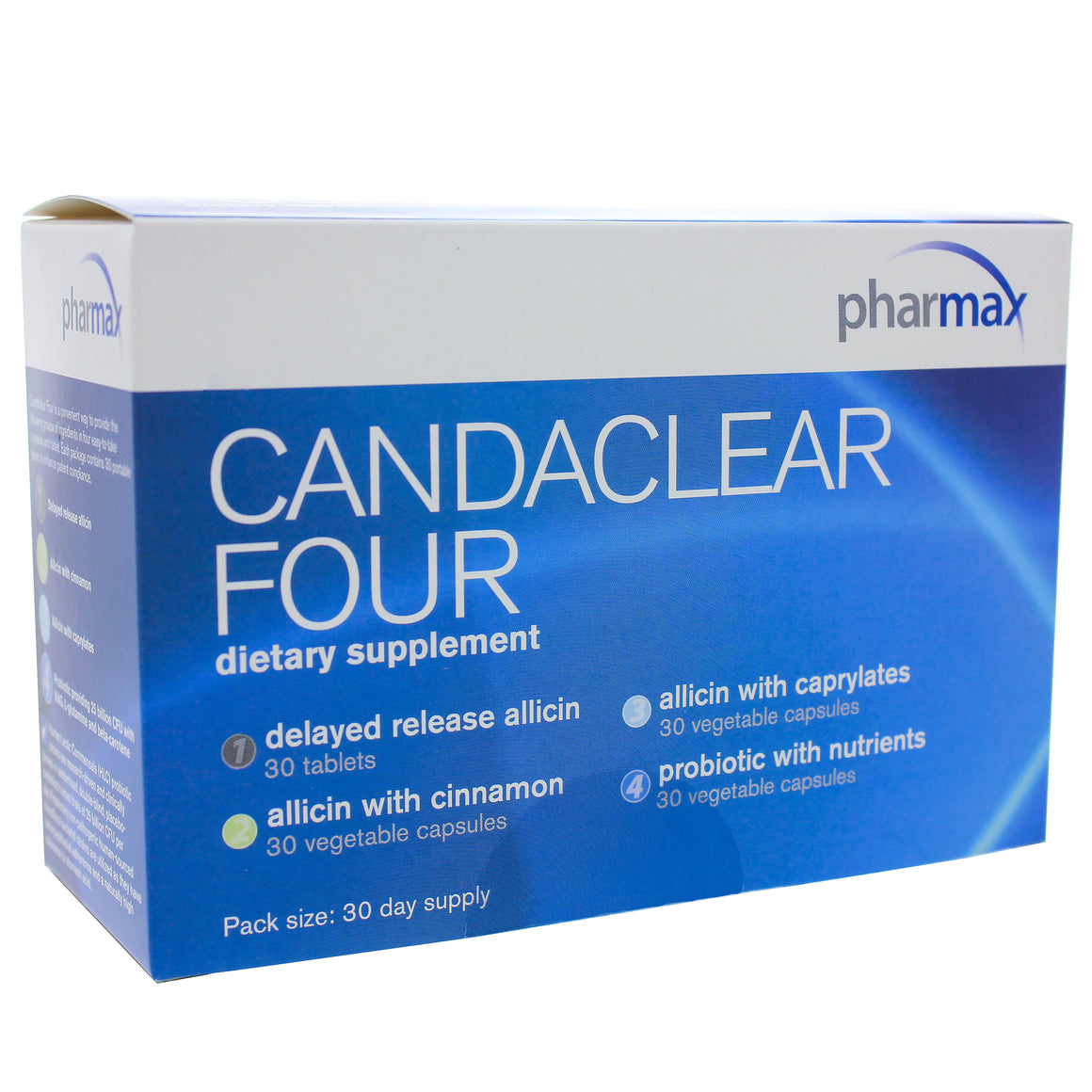 Candaclear Four (30 Day Supply)