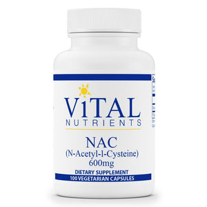 N-A-C Sustain 600mg (100)