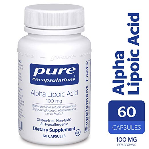 Alpha Lipoic Acid (60)
