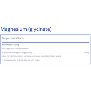 Magnesium (Glycinate) (180)