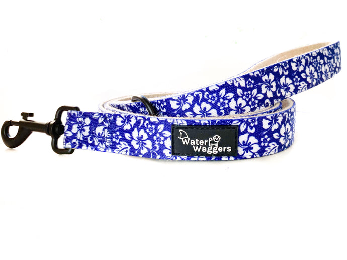 Blue Hawaiian Leash