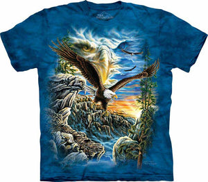 T-Shirt, Adult, Find 11 Eagles