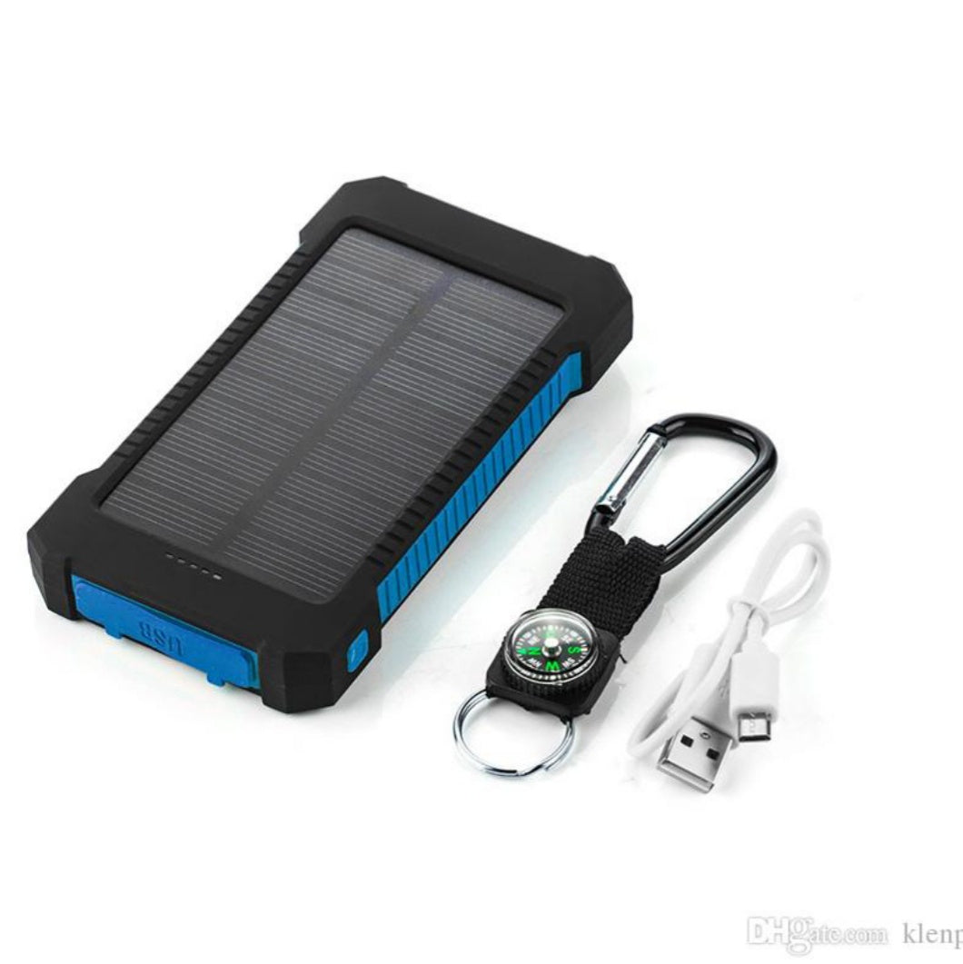 Solar Power Battery Charger