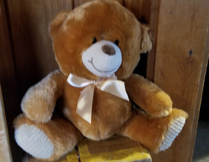 Teddy Bear, Large Butterscotch