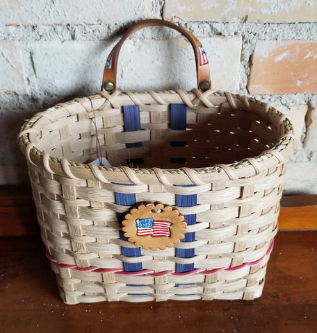 "Tortuga ""Old Glory"" Basket"