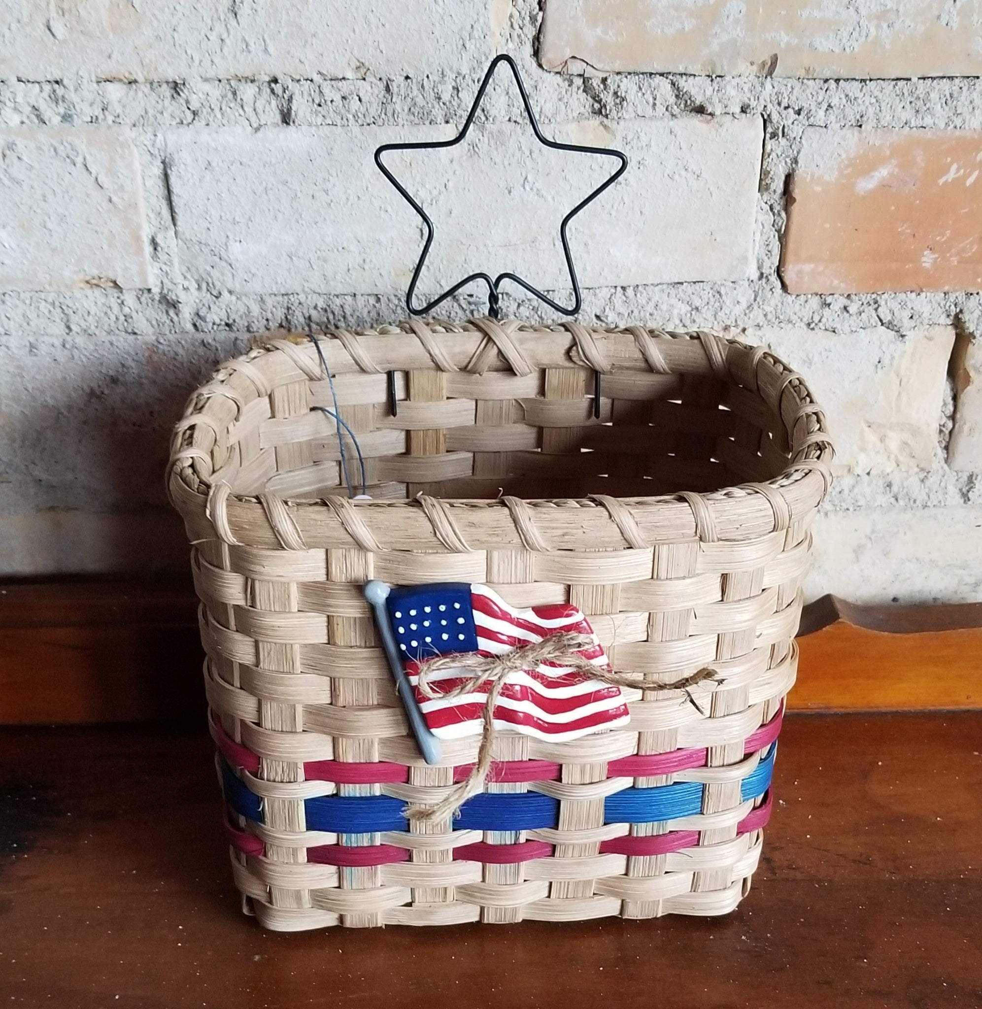 "Tortuga ""Stars & Stripes"" Basket"