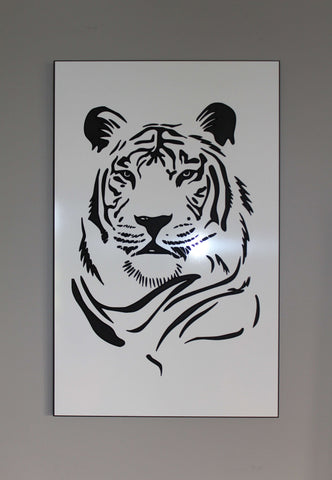 Tiger Wall Art (2 colours)