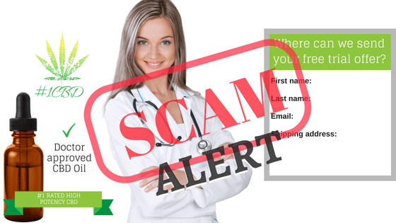 How to Avoid Being Scammed by Fake CBD?