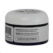 Load image into Gallery viewer, Active CBD Salve 4oz. (Super Strength)