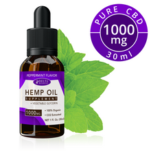 Load image into Gallery viewer, Delta CBD E Liquid - 1000mg CBD