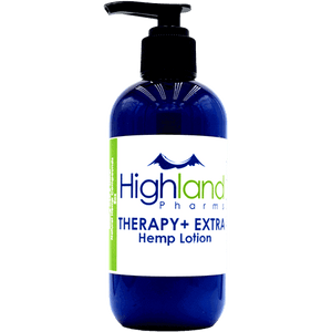 HighLand Pharms Therapy+ Extra Hemp Lotion