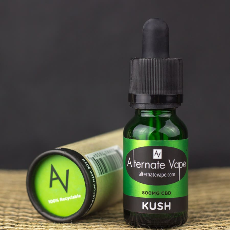 Alternate Vape CBD Vape Oil 15ml