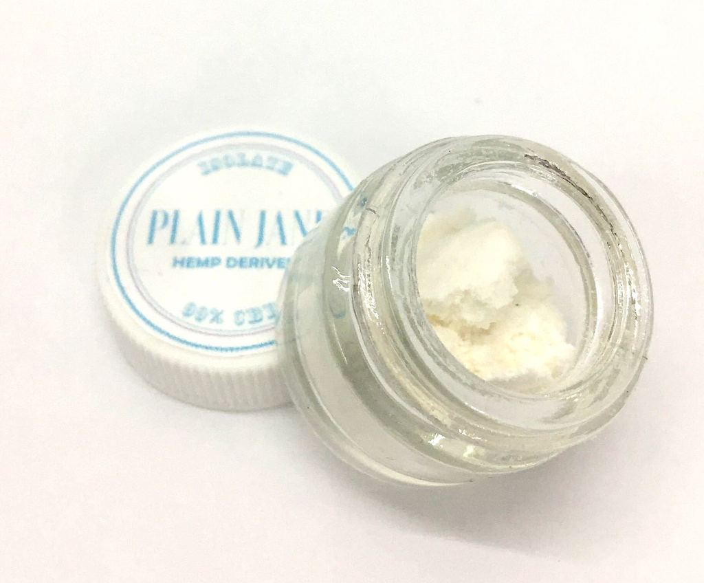 Plain Jane Pure CBD Isolate