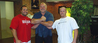 A day with World's Strongest Man Bill Kazmaier