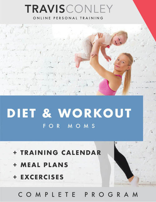 Diet & Workout Program for Moms