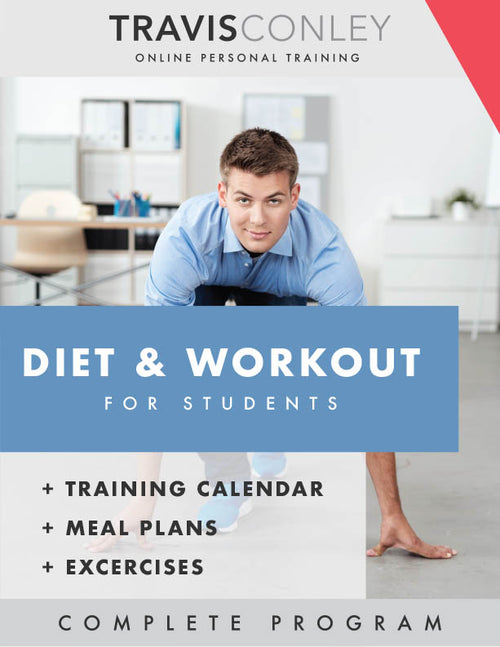 Diet & Workout Program for Students