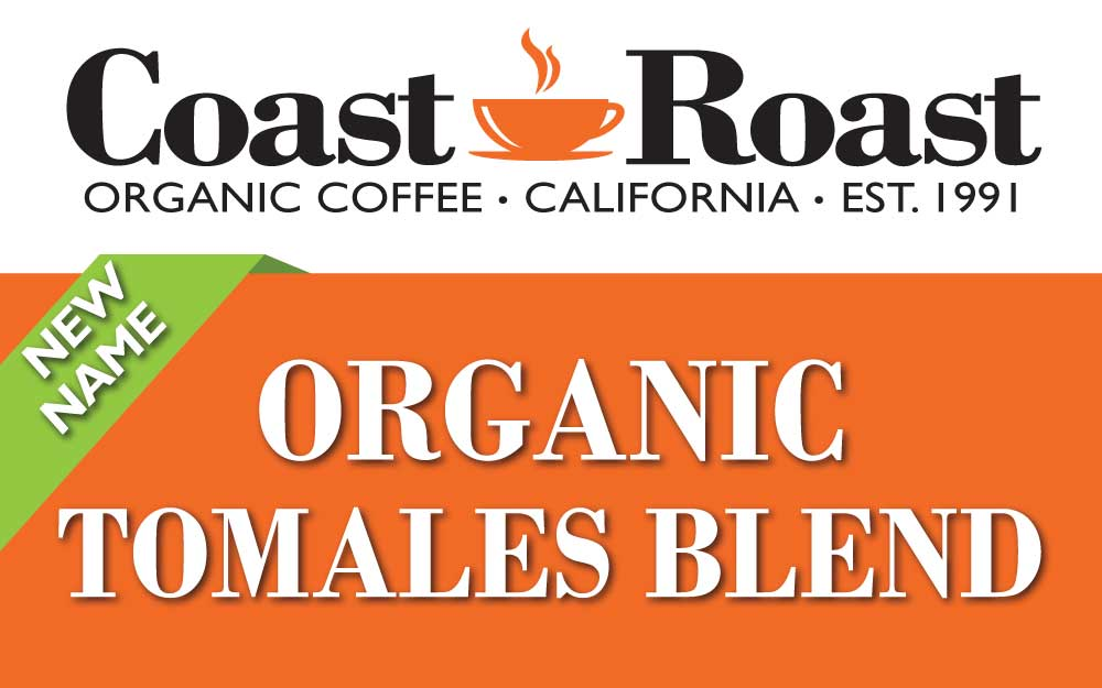 Announcing our Tomales Blend name change to honor our beginnings.