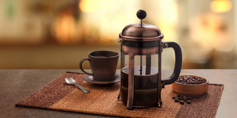 French Press Brewing Guide How to Brew Organic Coffee